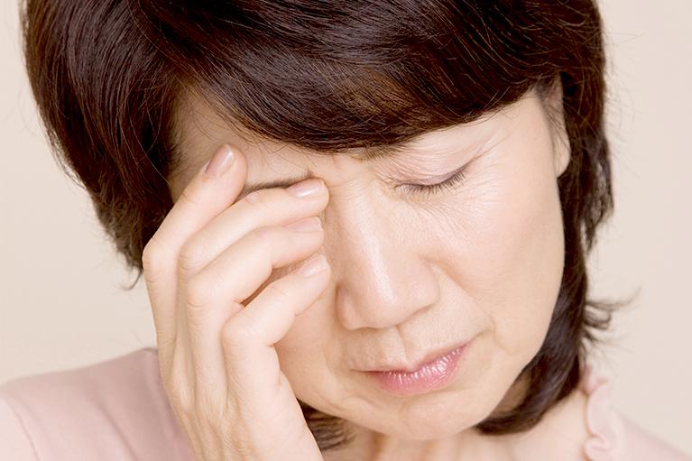 更年期症状について